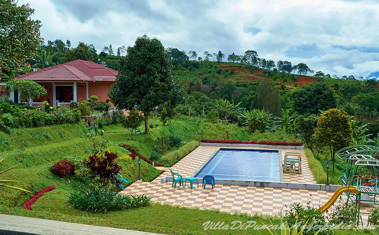 Villa Dahlia Puncak, Nikmati Kenyamanan Liburan dengan ...