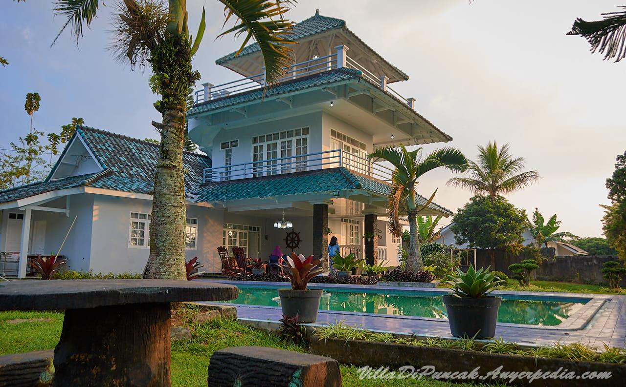 Villa Seruni, Menginap di Puncak Jadi Lebih Menyenangkan ...
